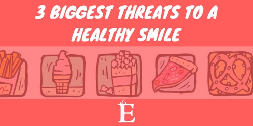 The THREE Biggest Threats to Achieving a Healthy Smile