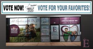 vote for dr e