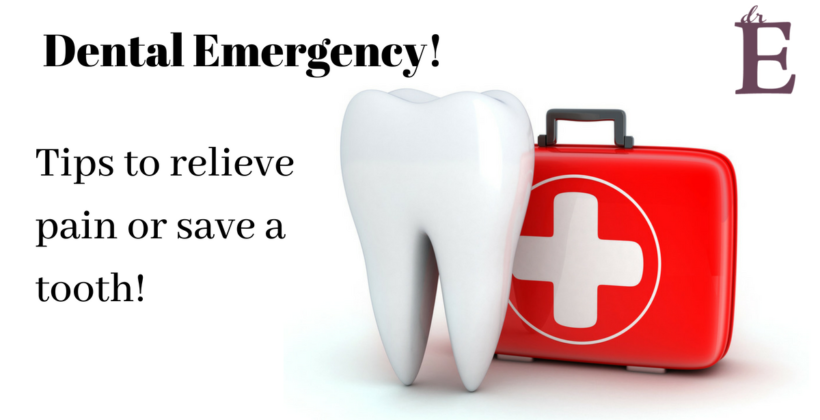 Dental Emergency Tips