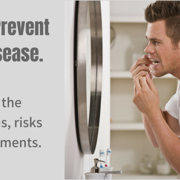 Gum Disease: What is it? And How to Prevent It…