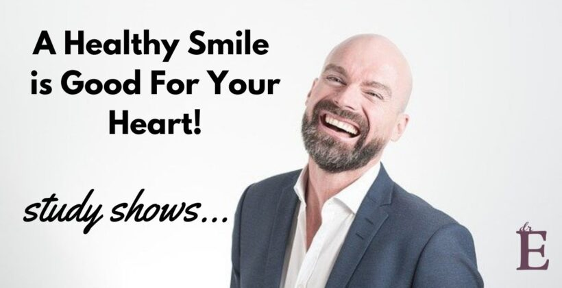 A Healthy Smile is Good for Your Heart!