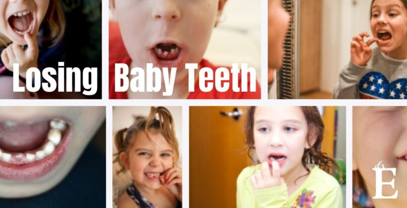 Parents! Here's What You & Your Child Need to Know About Losing Baby Teeth