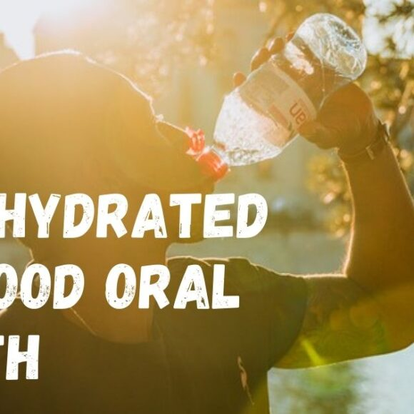 Stay Hydrated for Good Oral Health!