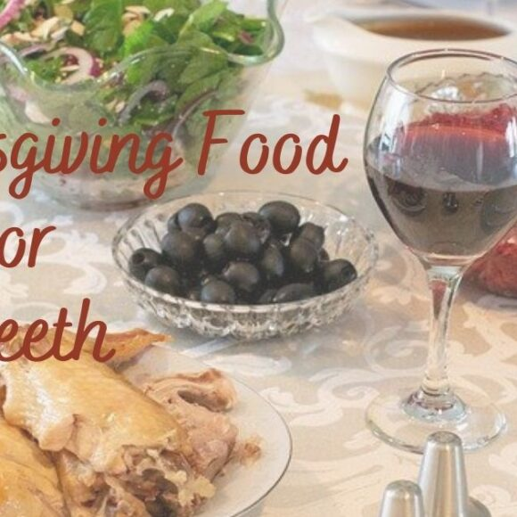 Thanksgiving Food That's Good for Your Teeth
