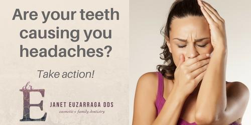 Are Your Teeth Causing Headaches?