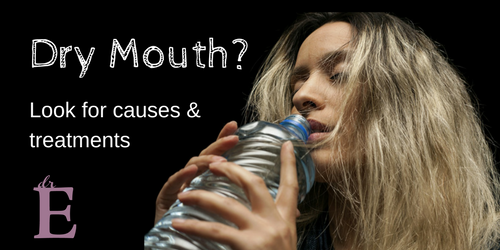 Do You Suffer From Dry Mouth?