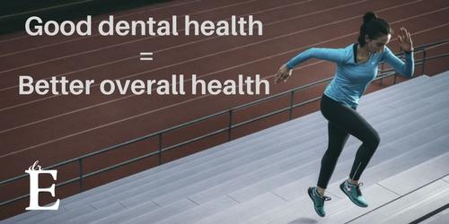 Good Dental Health Can Improve Overall Health