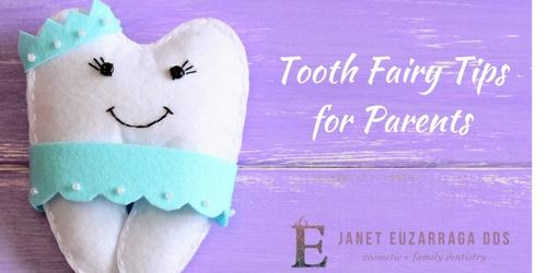 Tooth Fairy Tips for Parents